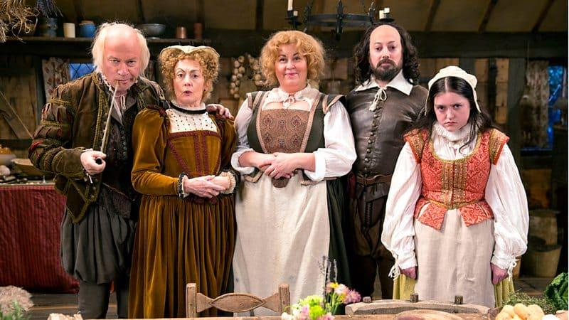 Upstart Crow series 2 cast