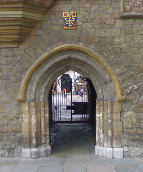Westminster School Arch